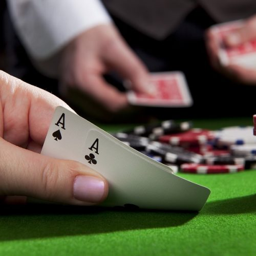 Is Poker a game of luck or skill?