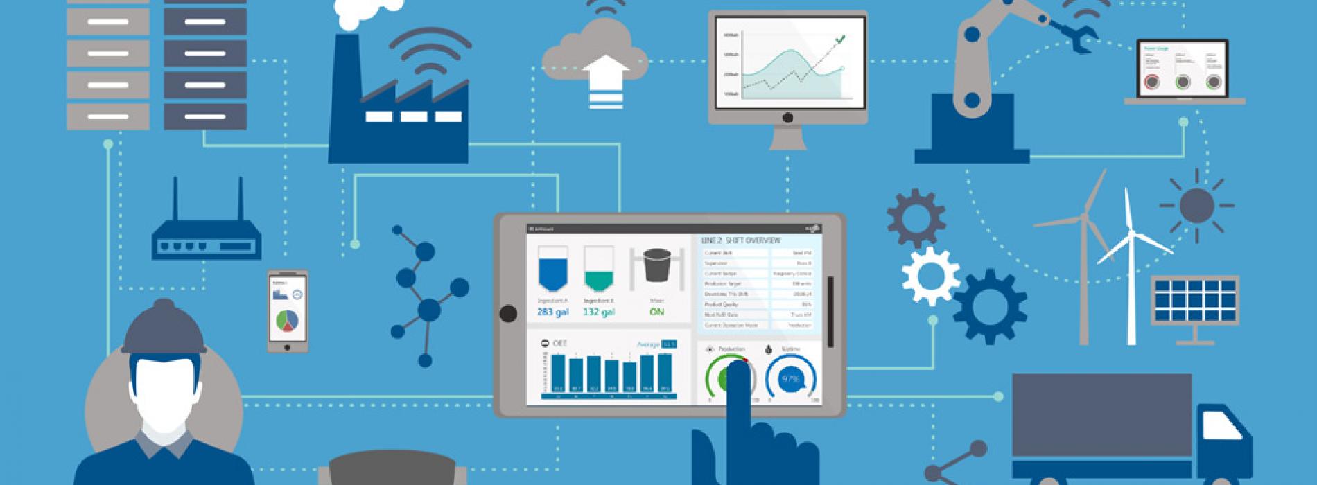 What Is Industrial Internet of Things (IIoT)?