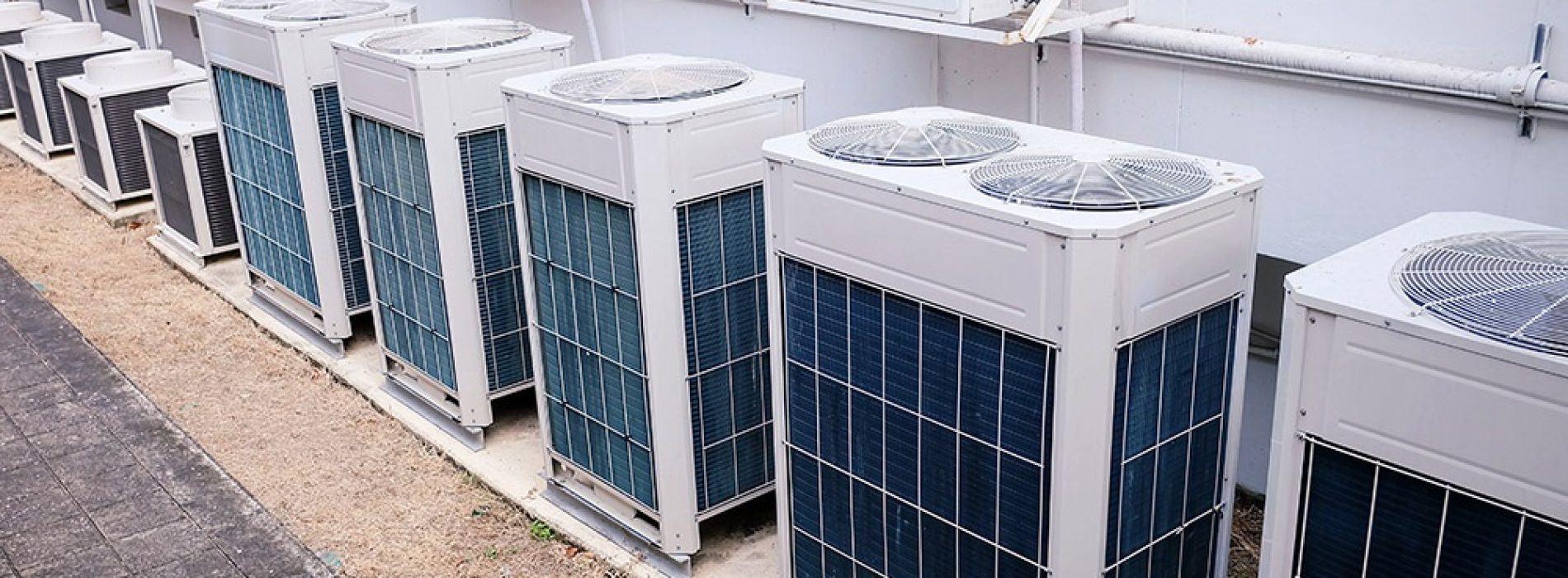 Different types of commercial refrigeration systems
