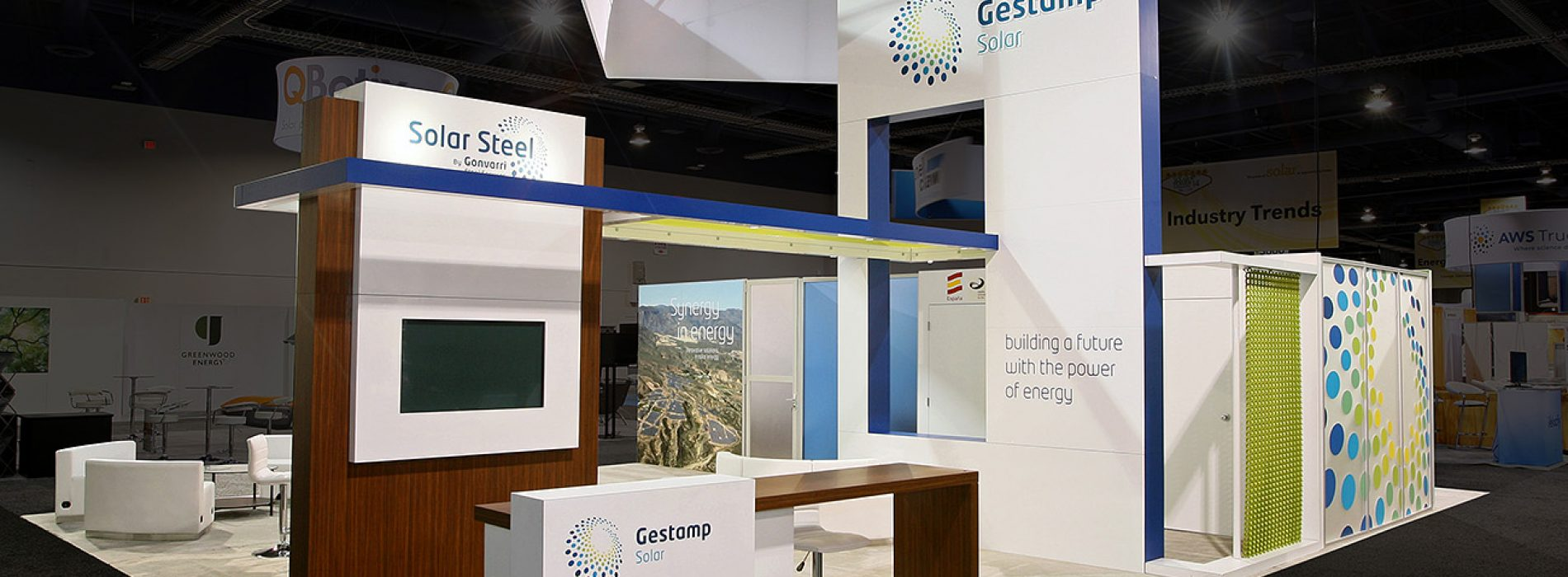 How to Stand Out with your Custom Trade Show Displays