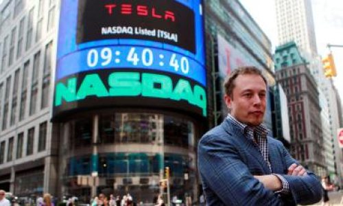 Tesla: One of the most profitable company at Nasdaq