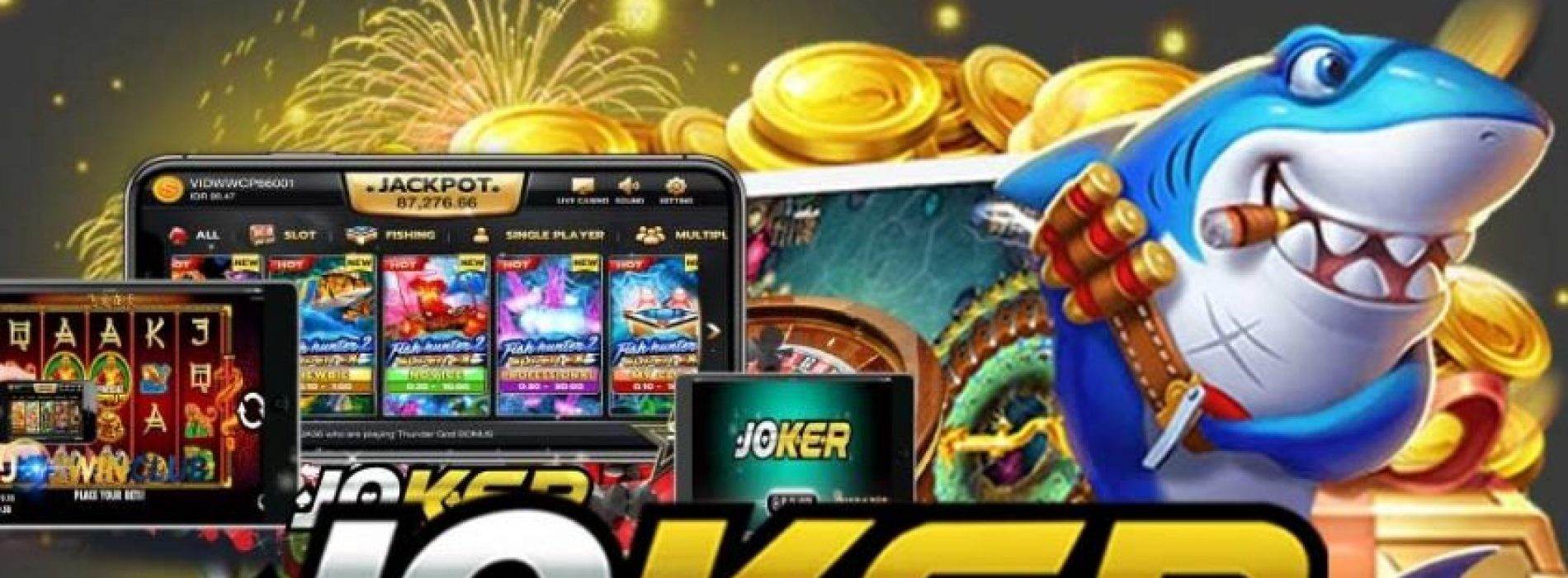 How one can win a joker123 game to earn more money.