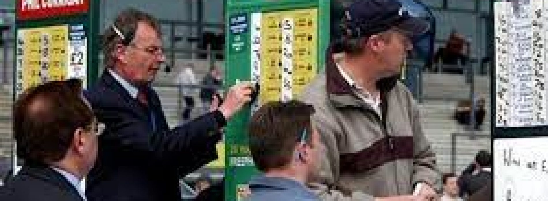 Personal requirements for a bookmaker