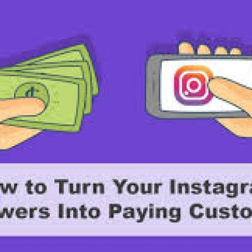 How One Can Change Their Instagram Followers into Buyers
