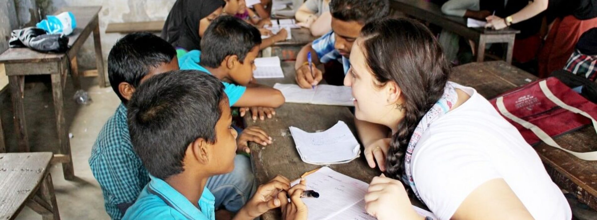 Volunteer to Teach English Abroad – A Great Experience!