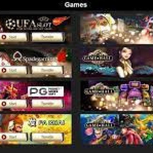 How to play online slots in UFABET
