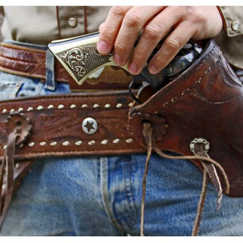 Secure Leather Holsters