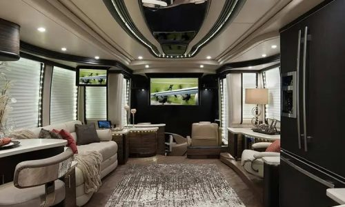 Luxurious RV Living. Is it Possible?
