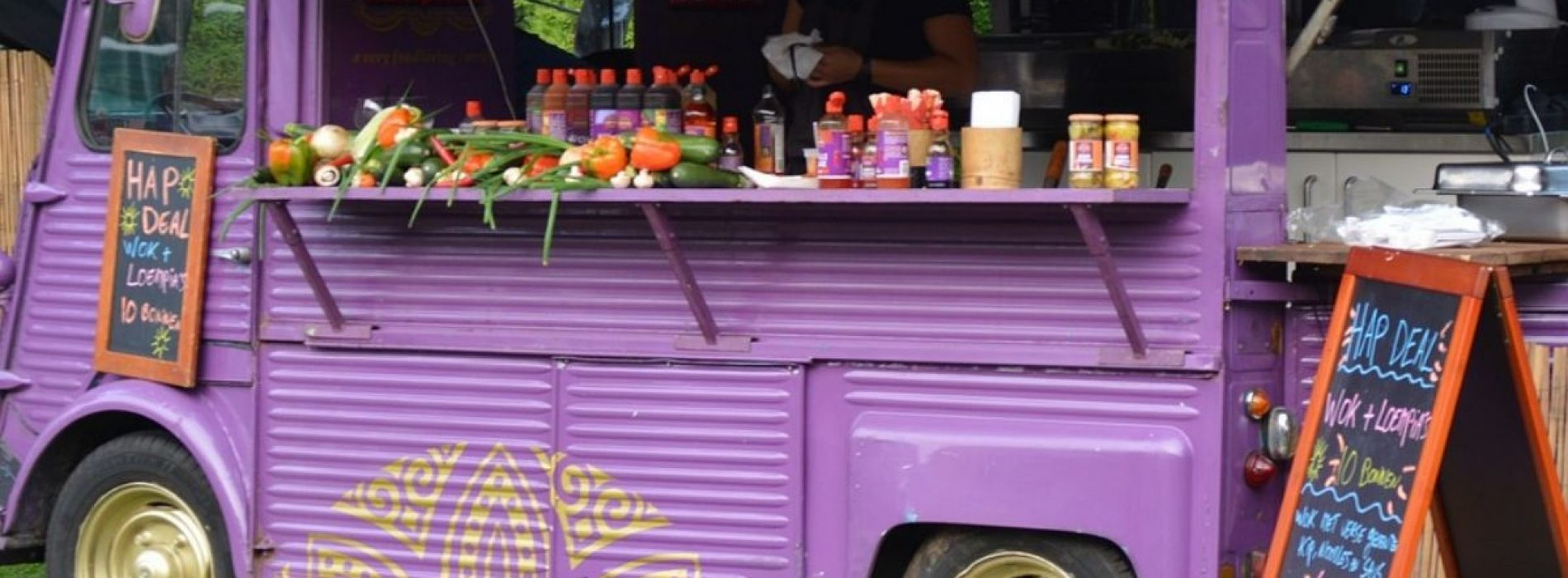 4 Steps to Grow Business With Food Trucks